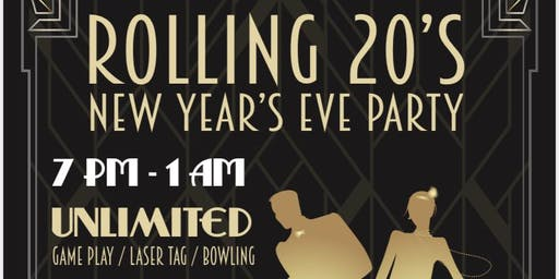 NYE 2020 @ Ten Pin