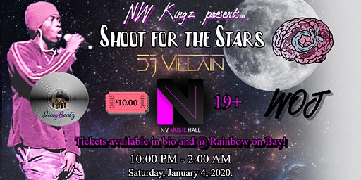 Shoot For The Stars Album Release Party
