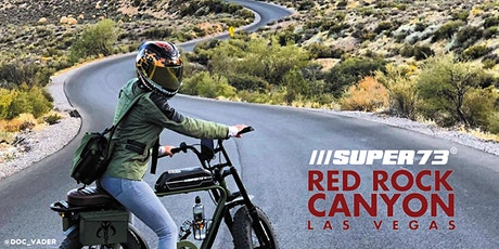 Super73 Group Ride | Red Rock Canyon (Las Vegas) tickets