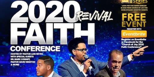 Church of Joy 2020 Faith Conference