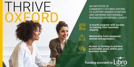 Thrive Oxford Information Session tickets