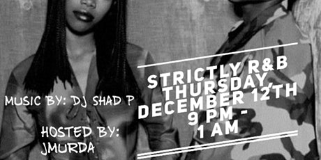 Strictly R&B tickets