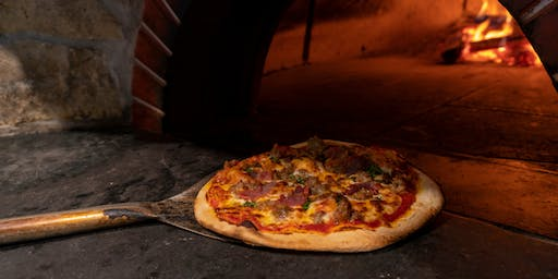 Become a Pizza Master Cooking Class with Chef Antonio Cecconi