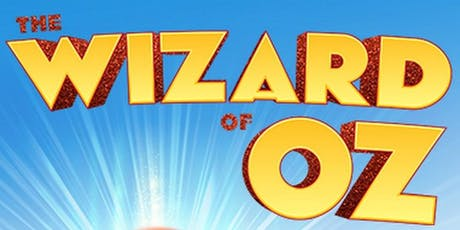 Wizard of Oz the Musical tickets