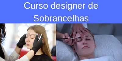 Curso de designer de sobrancelha em Campo Grande