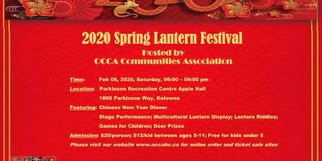 2020 Spring Lantern Festival tickets