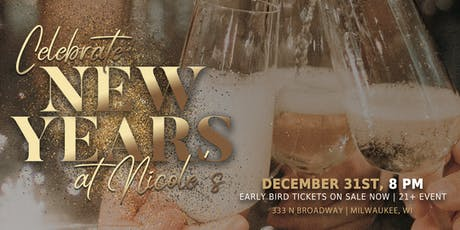 New Year's Eve at Nicole's Third Ward Social tickets