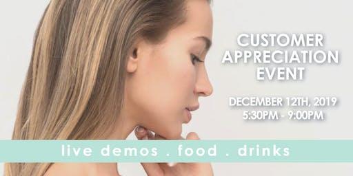 EIE MediSpa Customer Appreciation Event