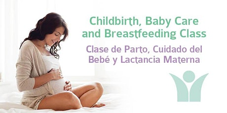 Childbirth, Baby Care and Breastfeeding Class  tickets