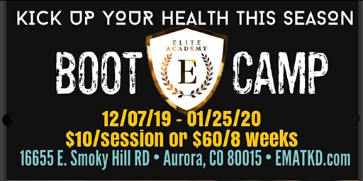 Elite Fit Club/Boot Camp