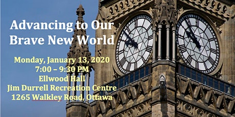 Advancing to Our Brave New World tickets