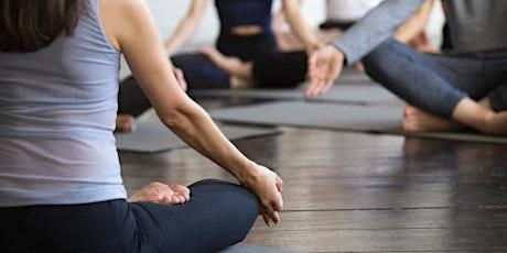 Yoga Anfängerworkshop Tickets