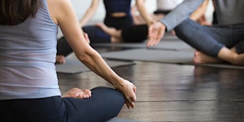 Yoga Anfängerworkshop