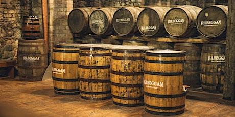 Irish Whiskey History, Production & Blending Class tickets