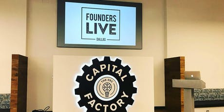 Founders Live Dallas tickets