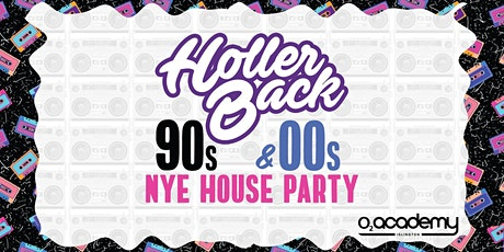 The 90's & 00's New Years Eve House Party tickets
