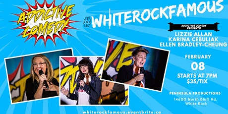 #whiterockfamous tickets