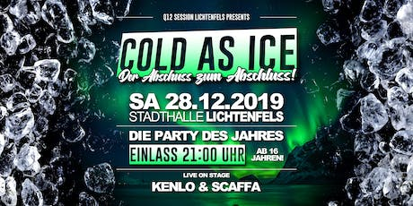 Session Lichtenfels: Cold As Ice Tickets