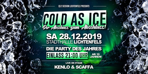 Session Lichtenfels: Cold As Ice
