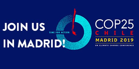 The Climate Collage workshop  at COP25 in Madrid tickets