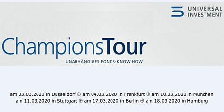UI-ChampionsTour 2020 in Hamburg Tickets