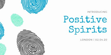 Positive Spirits - an immersive experience for sustainable drinks fans tickets