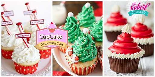 Cupcakes with Mom - cupcake decorating class