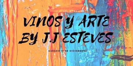 Vino & Arte by  Bodega J.J Esteves entradas