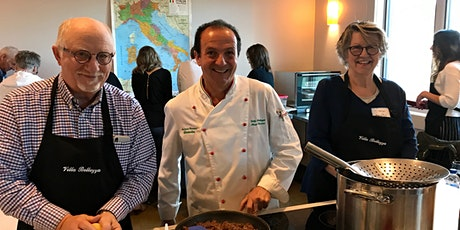 Easter Family Dinner Italian-Style Cooking Class with Chef Antonio Cecconi tickets