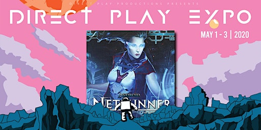 Netrunner Tournament @ Direct-Play Expo 2020