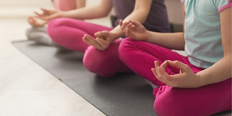 Tween/ Teen Yoga Series for kids ready to deepen their yoga practice. tickets