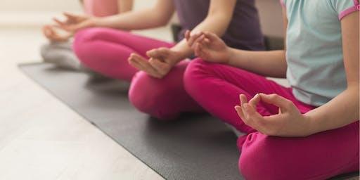 Tween/ Teen Yoga Series for kids ready to deepen their yoga practice.