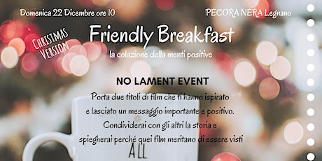 Friendly Breakfast (Christmas version) biglietti