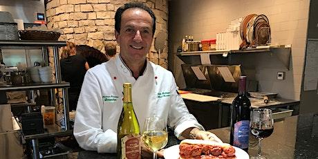 Italian Carnevale Feast Cooking Class with Chef Antonio Cecconi tickets