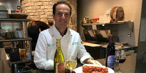 Italian Carnevale Feast Cooking Class with Chef Antonio Cecconi