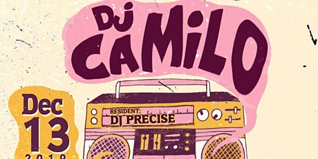 Latin Soul Friday's with DJ Camilo tickets
