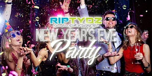 Riptydz Third Annual NEW YEARS EVE BASH