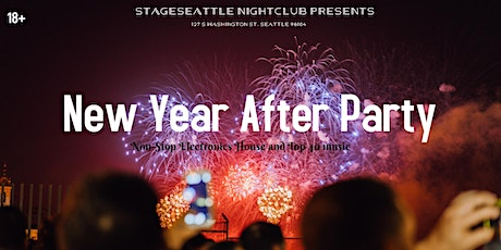 18+ New Year's AfterParty at Stage Seattle tickets