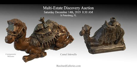 Marathon Multi-Estate Discovery Auction tickets