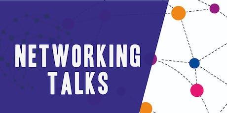Networking Talks - Marketing de Moda: Como criar uma marca de Sucesso? bilhetes