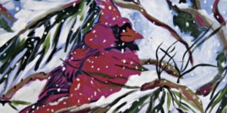 Cardinal: December Edition of Bohemian Paint Events tickets