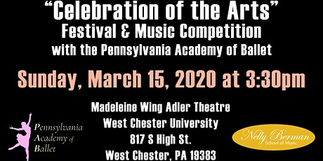 """Celebration of the Arts"" Gala Concert tickets"