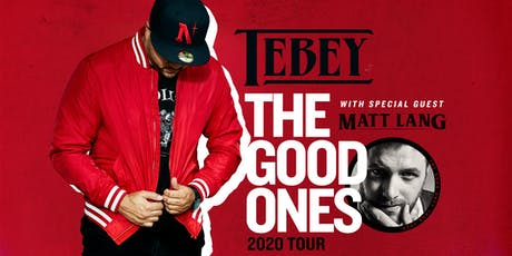 Tebey: The Good Ones Tour tickets
