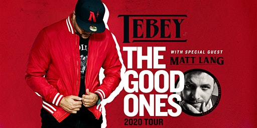 Tebey: The Good Ones Tour