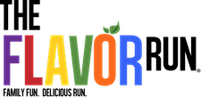 The Flavor Run 5k logo