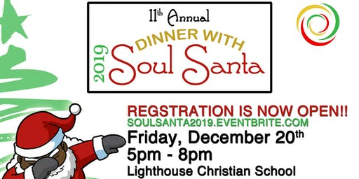 Dinner with Soul Santa 2019