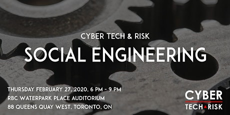 Cyber Tech & Risk - Social Engineering tickets