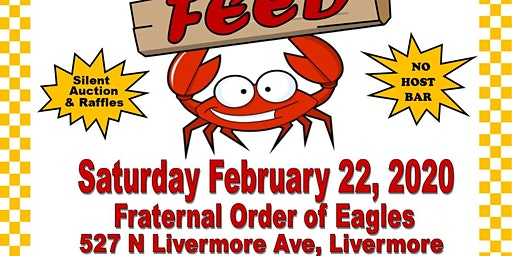 Crab Feed in Support of GHS Grad Night 2020