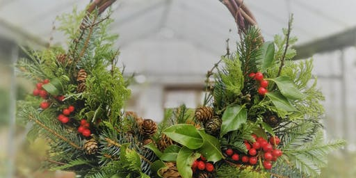 Eco-Wreath Making Workshop