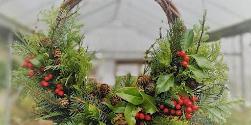 Eco-Wreath Making Workshop